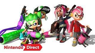 スプラトゥーン2 [Nintendo Direct 2018.3.9] thumbnail
