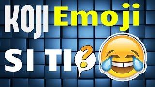Test - Koji Emoji si ti?