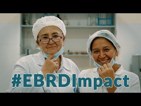 EBRD in Central Asia