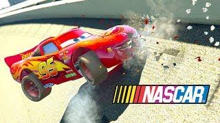 CARS 3 LIGHTNING MCQUEEN NASCAR RACING (Lightning Mcqueen Nascar)