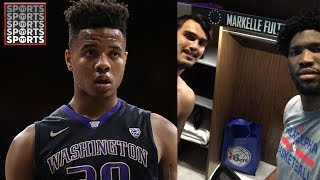 Celtics Trade No. 1 OVERALL PICK to the 76ers [Markelle Fultz to the 76ers!]