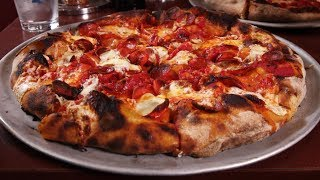 Pizza and Ice Cream at Picco in Boston's South End