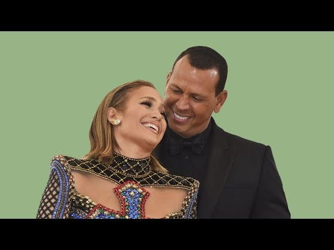 What does Jennifer Lopez and Alex Rodriguez's body language show? Mp3