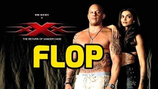 xXx: The Return of Xander Cage FLOP at Box Office | Vin Diesel | Deepika Padukone