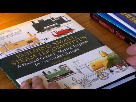 Building small steam locomotives Peter Jones