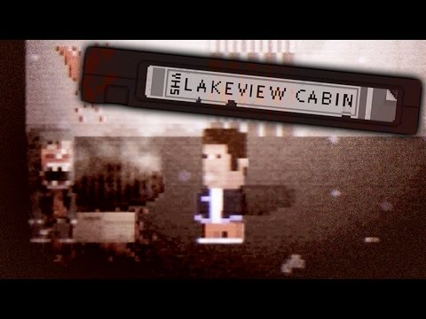 HOW TO DUMP A BODY | Lakeview Cabin Collection: Funny Moments (Gameplay Montage)