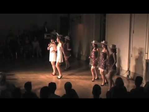 Toronto Lindy Hop Homegrown Cabaret 2008 - Heebie Jeebies