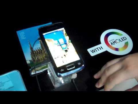Samsung i8520 Beam - preview
