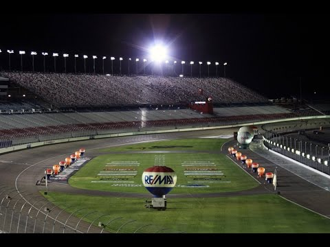 Long drive trump for How long is las vegas motor speedway