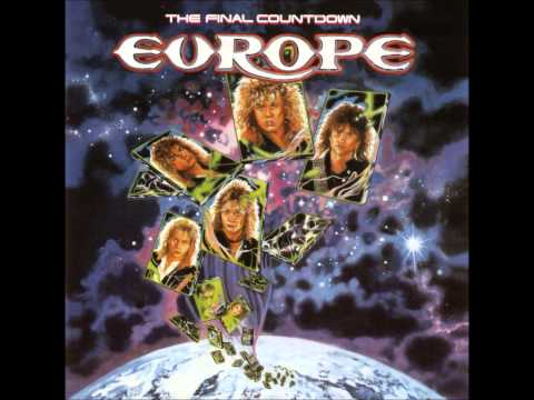 The Final Countdown - Europe [HD]