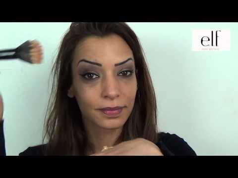 elf Cosmetics Tuto- Makeup eyes avec la palette #21623