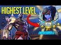 The Highest Level In Overwatch!