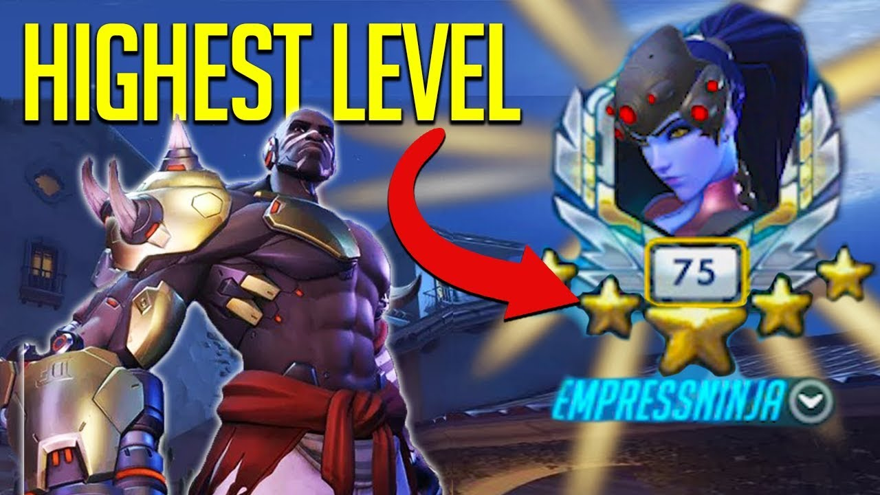 the highest level in overwatch youtube