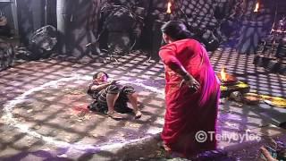 Shivanya saves Sesha from Guru Maa's trap in Naagin