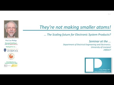 Not Making Smaller Atoms (v2) - @UoLiverpool  (50m)