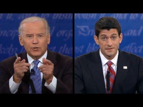 Joe Biden vs. Paul Ryan - The Complete Vice Presidential Debate