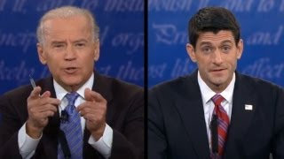 Joe Biden vs. Paul Ryan - The Complete Vice Presidential Debate