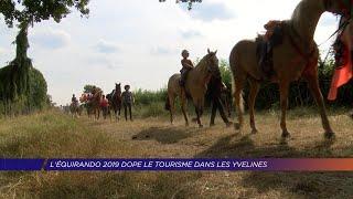 Yvelines | L'équirando 2019 dope le tourisme dans les Yvelines