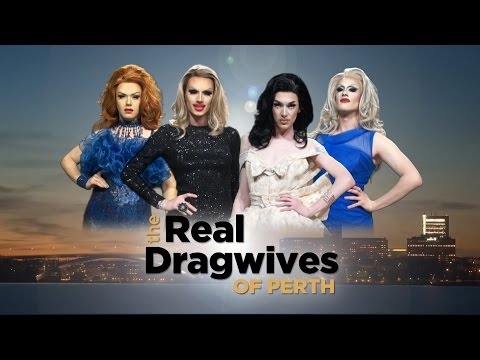 The Real Dragwives of Perth - Reunion (Uncut)