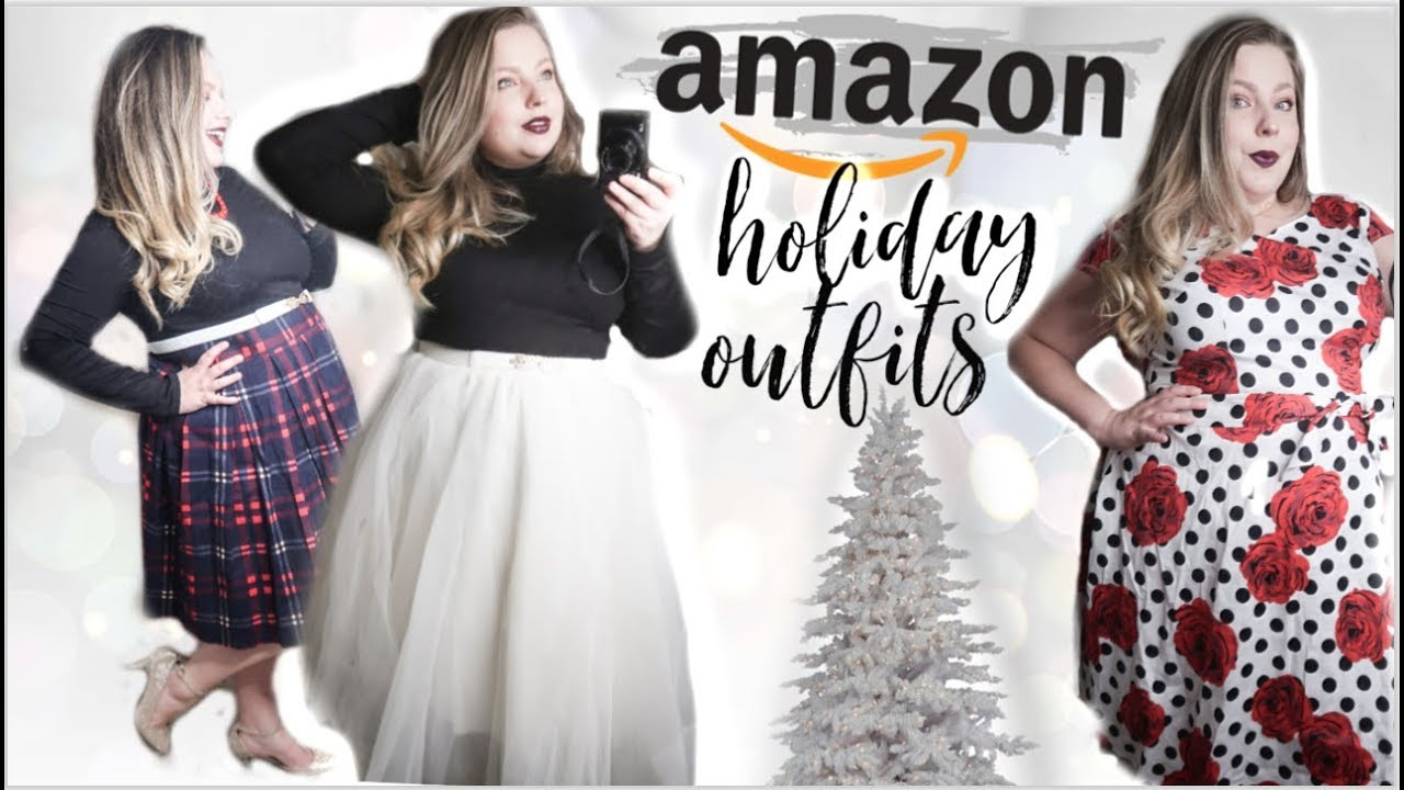 23b5cfc5558 AMAZON HOLIDAY OUTFITS!