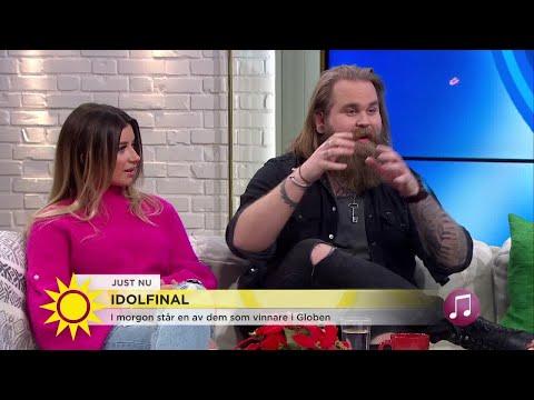 """Hanna: """"Kläfford är som en storebrorsa - Nyhetsmorgon (TV4)"""