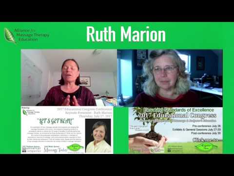 Ruth Marion & Ruth Werner | 2017 Educational Congress Interviews
