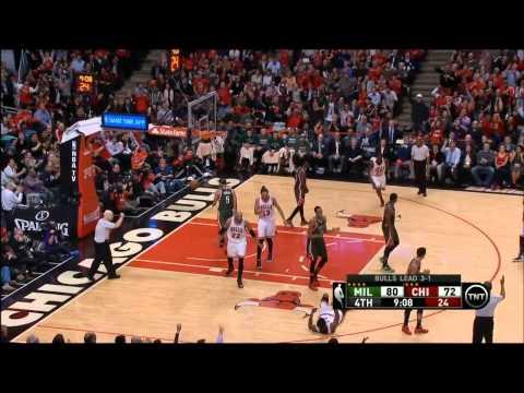 Chicago Bulls 2015 Playoffs Highlights