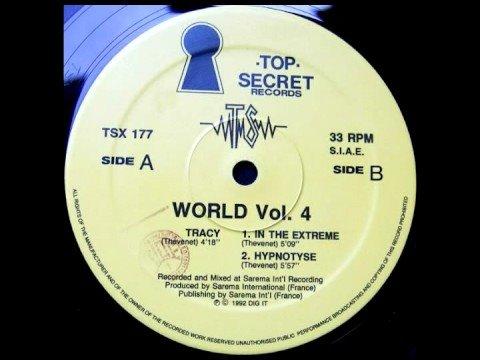 World Vol.4 - Tracy