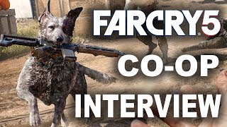 Far Cry 5 Co-Op Interview - Electric Playground