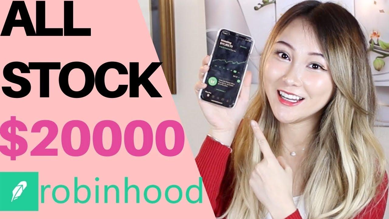 Download How I Made $20000 Portfolio - Dividend Investing with Robinhood App 2019