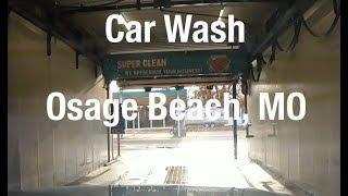 Refurbished Laserwash 4000 - Car Wash, Osage Beach MO
