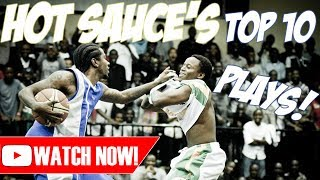 Hot Sauces Top 10 Streetball Plays