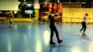 Artistic Roller Inline Figure Skating - Nadya Lestukha