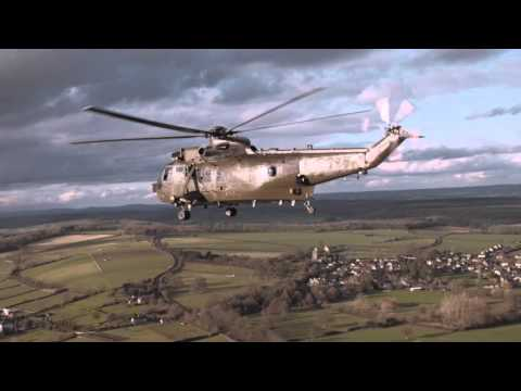 Westland Sea King HC Mk.4 - The end of an era