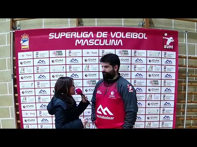 Entrevistes Conectabalear CV Manacor - CDV  Rio Duero Soria