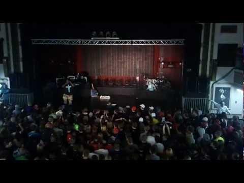 Unashamed Tour 2012 - Omaha, NE - Opening Artist Thi'sl 2
