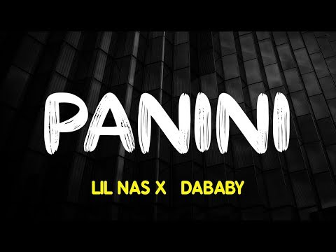 Lil Nas X & DaBaby – Panini (DaBaby Remix) (Lyrics) Mp3
