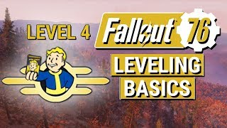 FALLOUT 76: Leveling BASICS Guide!! (SPECIAL, Perk Cards, and Perk Card Packs EXPLAINED)