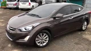 Hyundai Avante 2011 Videos