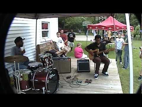 "Ray Barbee & Chuck Treece - ""Taking Liberties""  live 7.25.2009"