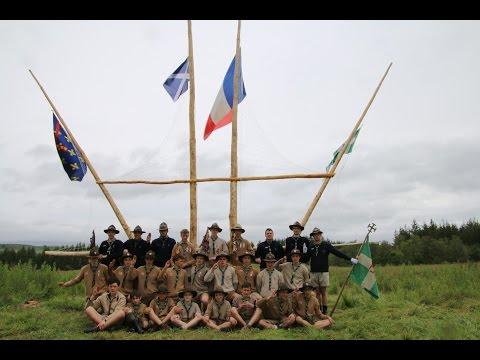 Troupe 1ère Arras - Ecosse 2016