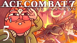 444 | Ace Combat 7: Skies Unknown | Mission 5