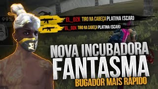 🔥 FREE FIRE - AO VIVO 🔥 NOVA INCUBADORA - BUGADAO INSANO LIVE ON RUMO#130K #LOSGRANDES !!