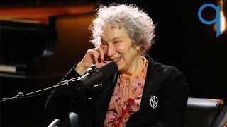 Margaret Atwood sits down with Tom Power on her 80th birthday