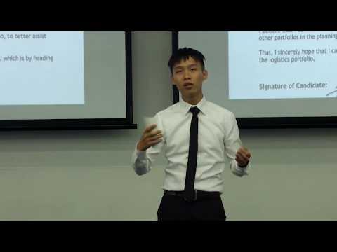 Nicky Lim Yi Zheng - Logistics Officer