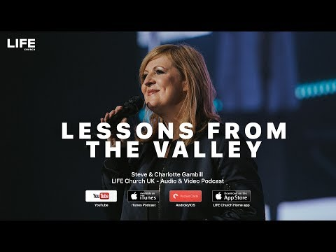 Darlene Zschech - Lessons from the Valley