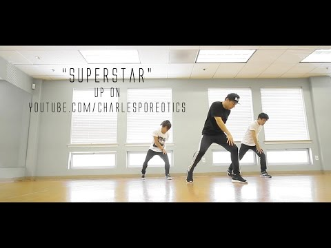 Superstar - @AlunaGeorge (CosmosMidnight X Lido Remix) | Charles V Nguyen Choreography
