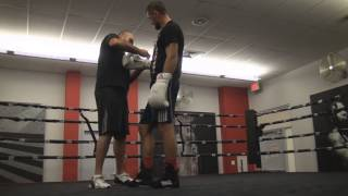Sergey Kovalev training for Nov 30 Vs Ismail Sillakh