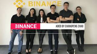 Binance registration is now OPEN for limited time!