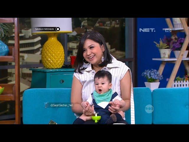 Anak Putri Titian Ngantuk Dengerin Ibunya Cerita